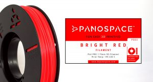 3D-Printer-Filament-Red
