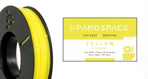 3D-Printer-Filament-Yellow